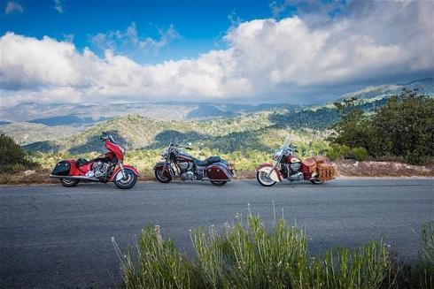 Легендарные мотоциклы Indian улучшают цены на все модели