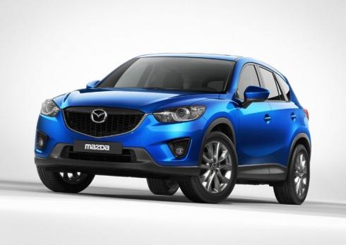 Mazda открыла тайну нового кроссовера