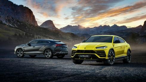Новый Lamborghini Urus: первый супер-SUV