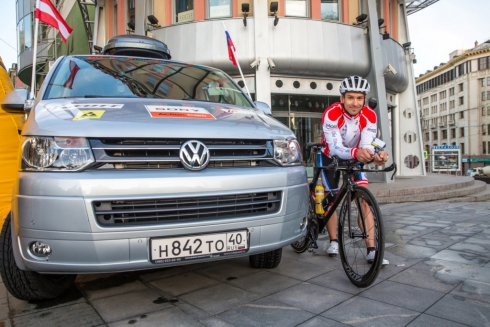 Volkswagen NFZ объявляет о старте проекта RARU 2014