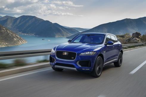 Компания Jaguar Land Rover Россия анонсирует старт продаж совершенно нового Jaguar F-PACE