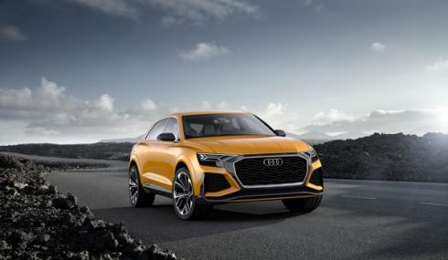 Audi планирует запуск новых моделей серии Q