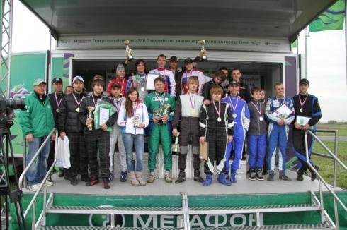 Событие октября - MegaFon Long Race 2011