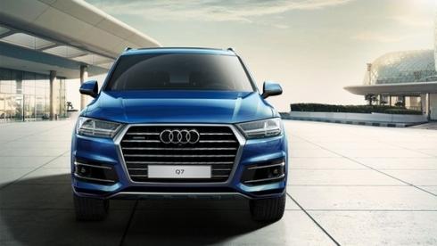 Audi Q7 2017-2018: обзор обновленной модели