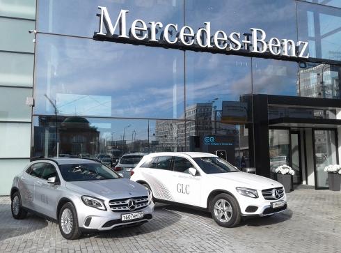 «АВИЛОН» открыл новый высокотехнологичный салон продаж «Мерседес-Бенц» на территории ЗИЛа