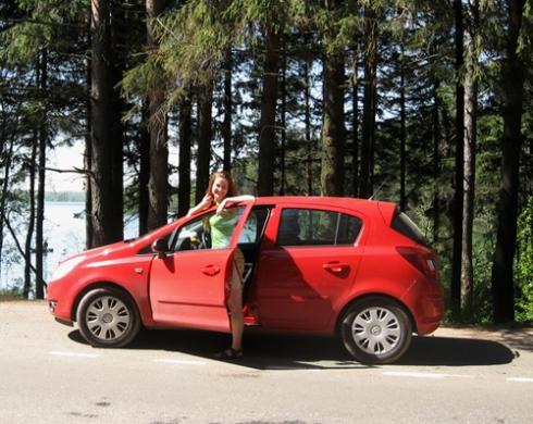 Случай с Красным автомобильчиком или Почему я нашла свою машину в другом месте.