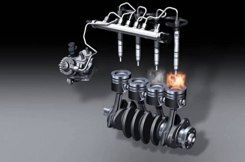 Форсунки двигателя внутреннего сгорания