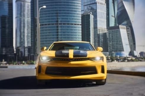 В России начинаются продажи лимитированной серии Chevrolet Camaro
