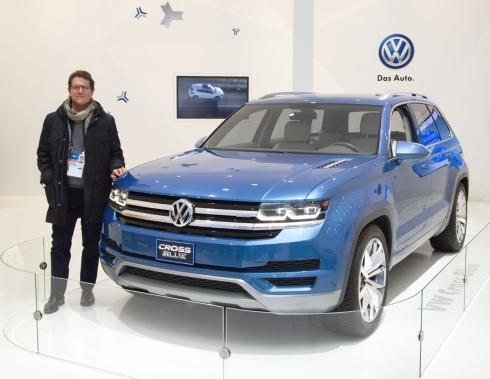Фабио Капелло и Павел Коган стали гостями марки Volkswagen в Олимпийском парке