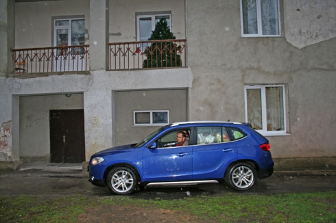 Благотворительная поездка в Новольвовский Приют вместе с Brilliance V5