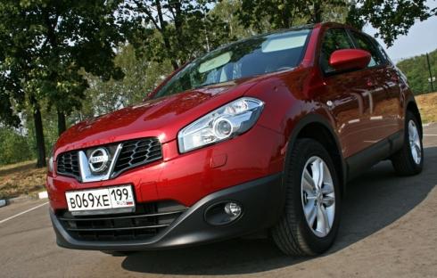 Тест-драйв «вне очереди»: Nissan Qashqai.