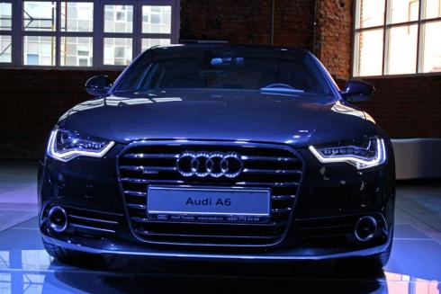 Новый Audi A6. Искусство быть современным