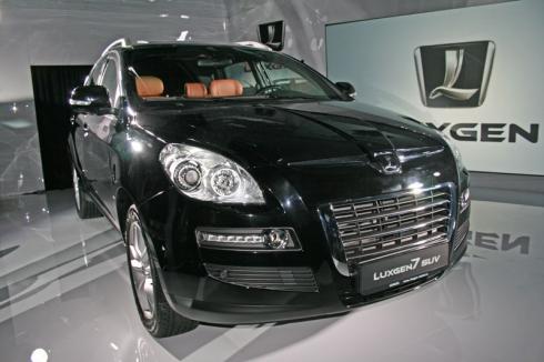 LUXGEN Motor объявляет цены и комплектации LUXGEN7 SUV в России