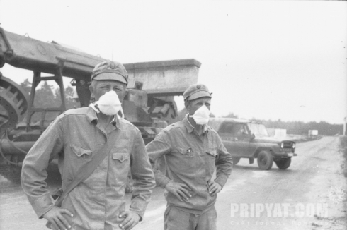 К 30-летию аварии на Чернобыльской АЭС: видео об автомобилях-ликвидаторах