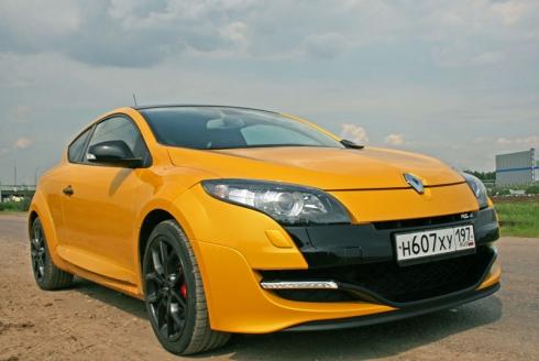 Тест-драйв от главного редактора: Renault Megane RS