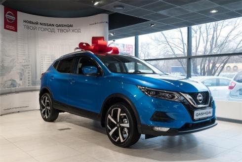 Новый Nissan Qashqai: настоящий «народный бестселлер»
