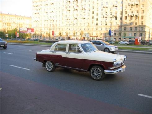 Советский автотранспорт