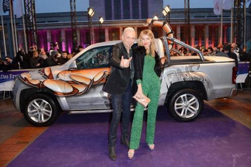 Марка Volkswagen Коммерческие автомобили стала спонсором музыкальной премии Echo в 2013 году