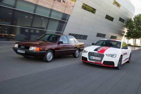 25 лет технологии Audi TDI: экономичный бестселлер