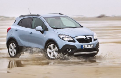 Opel объявляет новые скидки на автомобили