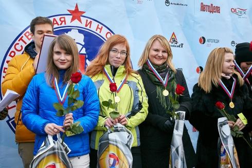 В Подмосковье стала известна обладательница титула «Автоледи -2017»