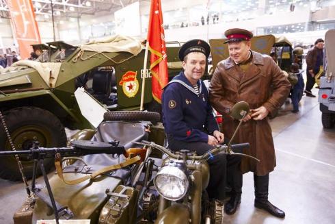 XXIII Олдтаймер-Галерея: «Моторы Победы», «Подарки вождям» и  «Золотой фонд» технической культуры