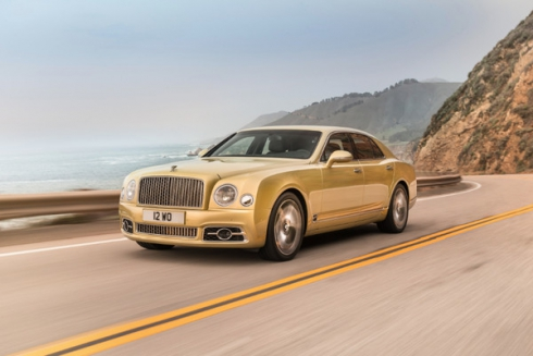 Мировая премьера Bentley Mulsanne