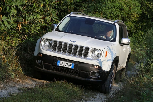 «Крайслер РУС» объявляет цены на первый компактный кроссовер бренда Jeep - Jeep® Renegade