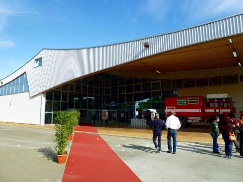 """Автосалон """"4Х4 FEST DI CARRARA"""". Marina di Carrara, Италия,"""