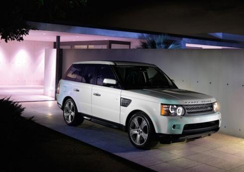 Долгожданные новинки Land Rover - автомобили 2010 модельного года.