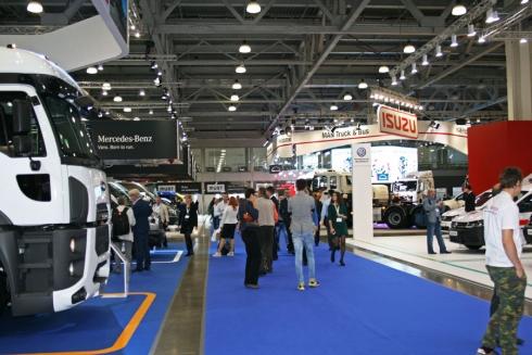 COMTRANS\17: самая успешная в России выставка коммерческого автотранспорта.