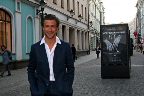 JAGUAR SUMMER MUSEUM 2011. Эпизод первый. Франческо Кароццини: портреты.