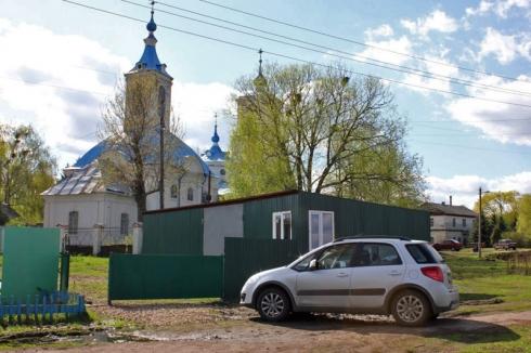 «Весенняя прогулка» в Хитровщину