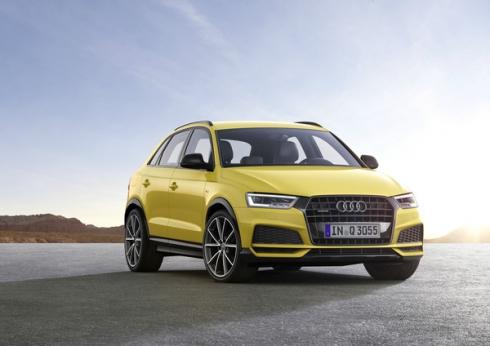 Новый облик бестселлера: обновление кроссовера Audi Q3