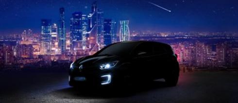 Renault Россия представляет абсолютно новый полноприводный кроссовер Renault Kaptur