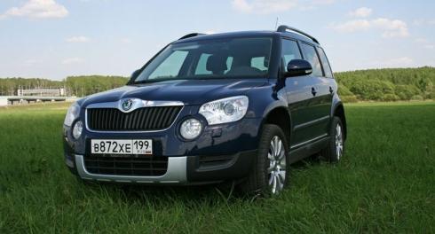 Итоги продаж Skoda Auto за 2008 год в России.