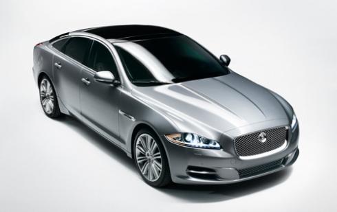 Jaguar Land Rover Россия объявляет цены на абсолютно новый Jaguar XJ