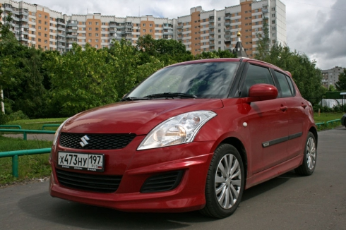 Suzuki Swift Sport Kit 5D