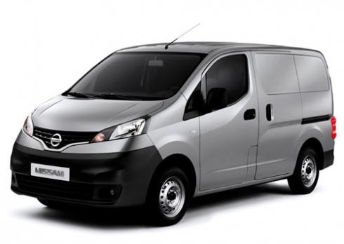 NV200 — новый мультифункциональный минивен Nissan.