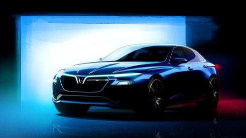 VinFast представит на мотор-шоу в Париже новый седан и SUV