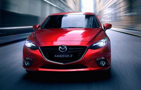 Mazda 3 с российского рынка не уходит