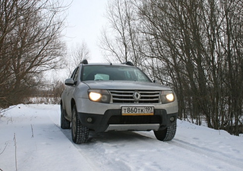 Тест-драйв Renault Duster 2.0 MT