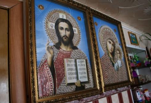 Подарки для Православного дома милосердия в Хитровщине