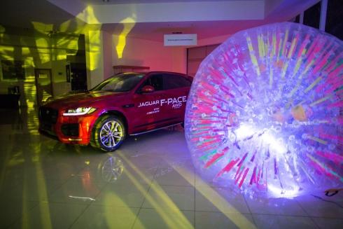 АРТЕКС и Jaguar F-Pace доказали, что будущее уже наступило