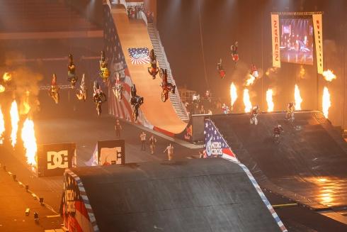 Шоу Nitro Circus Live взорвало «Олимпийский»!