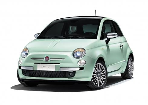 Обновленный Fiat 500 - старт продаж в России