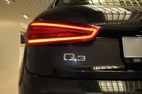 Закрытый показ Audi Q3 в Москве начнется уже в апреле 2011 года