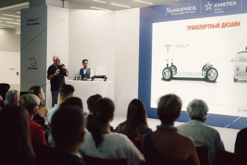 Компания Mankiewicz провела первую в России ночь индустриального дизайна – Future Industrial Fashion