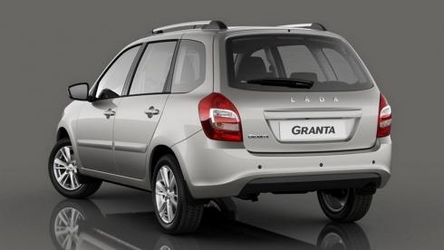 Новые модели Lada Granta: хэтчбек и универсал