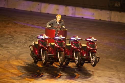 Впервые в России! Легендарный Джереми Кларксон  и Шоу «Top Gear Live»